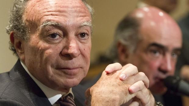 O ex-diretor do Banco do México e atual CEO do BTG Pactual no país, Guillermo Ortiz (Foto: Getty Images/Arquivo)