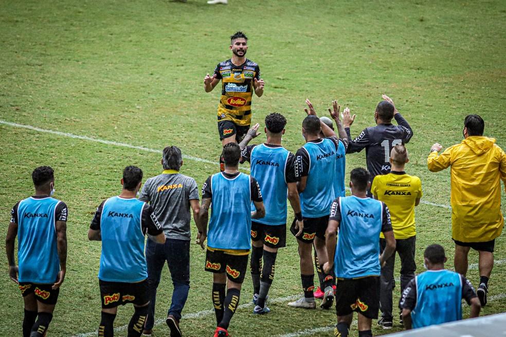 Novorizontino venceu o Fast nos dois jogos — Foto: João Normando