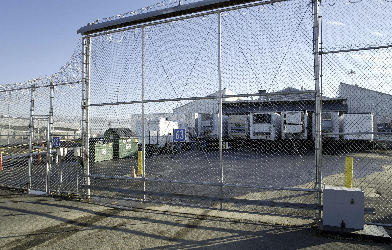 O Centro Correcional Airway Heights, em Washington (Foto: Getty)