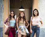 Juliana Paiva, Deborah Secco e Vitória Strada, as protagonistas de 'Salve-se quem puder' | João Miguel Júnior/TV Globo