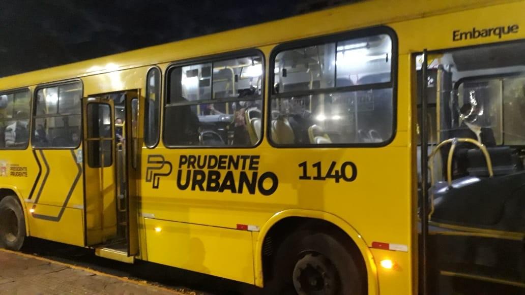 Prefeitura suspende obrigação do transporte coletivo circular com lotação de passageiros sentados em Presidente Prudente