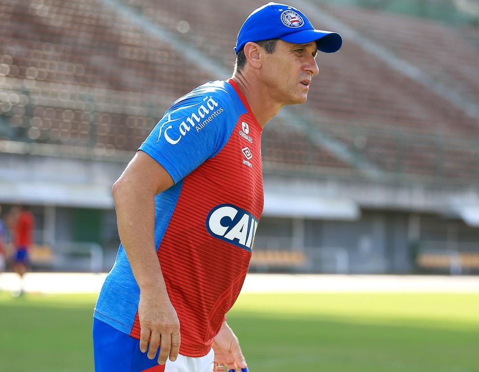 Após comandar o Bahia em 14 rodadas do Brasileirão, Jorginho é demitido do Bahia (Foto: Felipe Oliveira / Divulgação / Bahia)