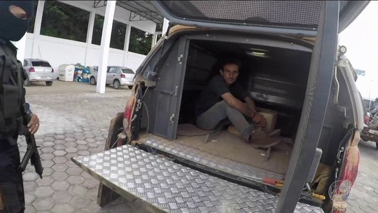 Suspeito de ser um dos maiores invasores de terra de RO é preso
