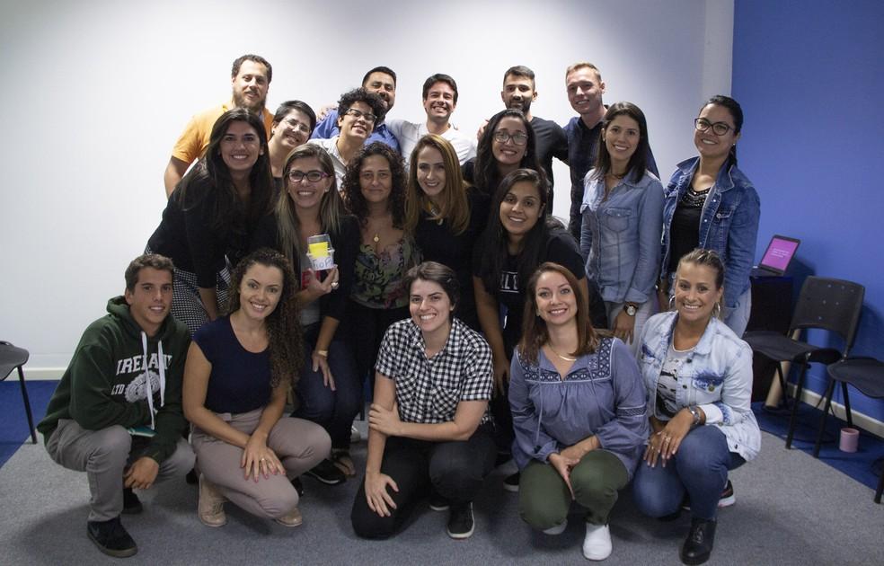 Equipe da Cianet — Foto: Cianet/Divulgação