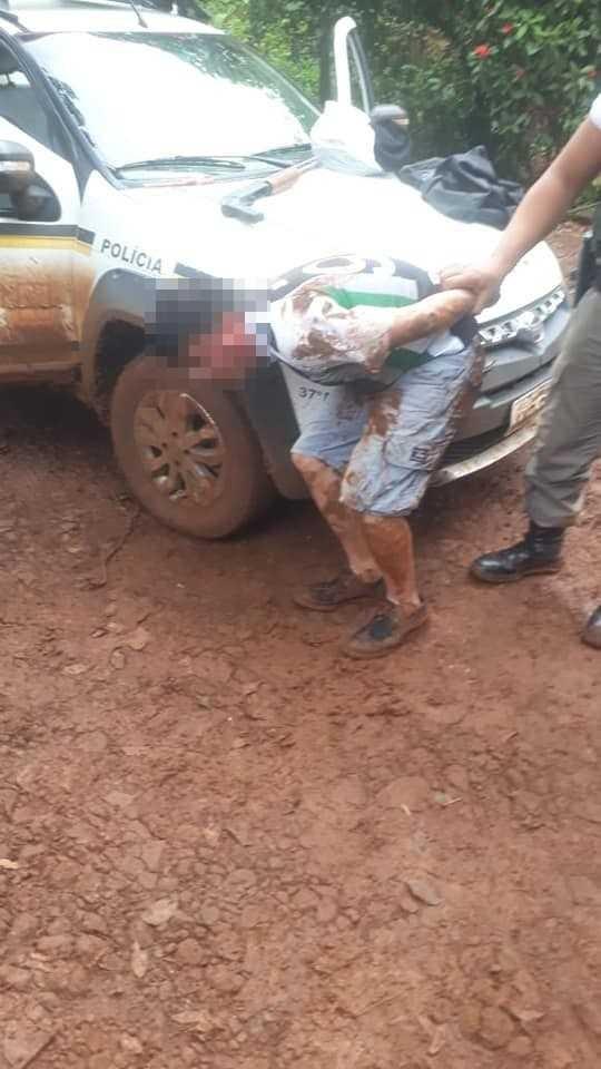 PRF e PM prendem quatro foragidos do Presídio de Passo Fundo - Noticias