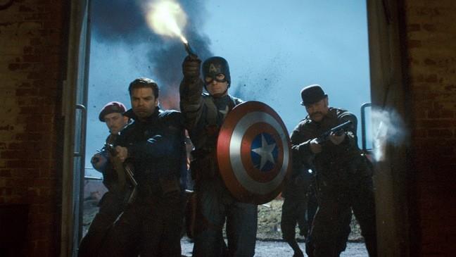 Capitão América volta às raízes dos Vingadores (Foto: Divulgação)