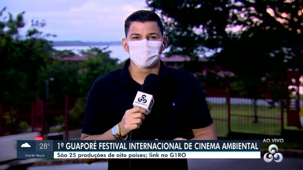 Começa hoje o 1º Guaporé Festival Internacional de Cinema Ambiental