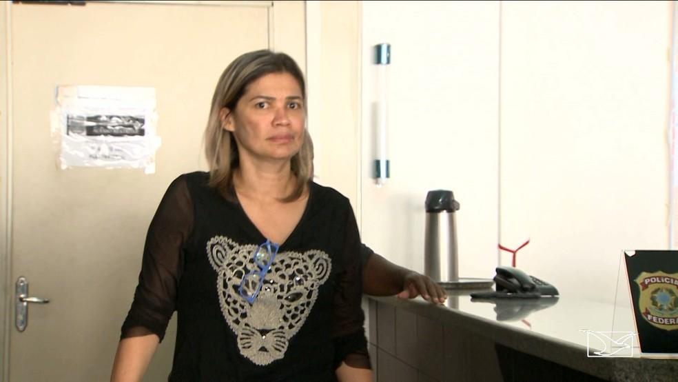 Segundo a Polícia Federal, a ex-subsecretária de saúde do Maranhão, Rosângela Curado era uma das principais responsáveis pelo desvio. (Foto: Reprodução/TV Mirante)