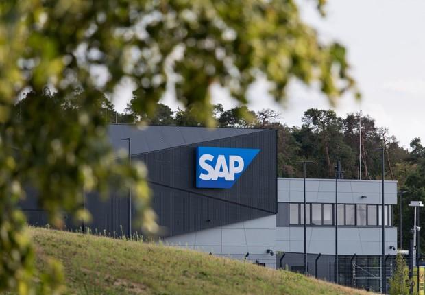 Sede da SAP, na Alemanha (Foto: Norbert Steinhauser/SAP SE)