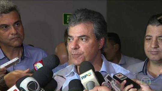 Beto Richa é preso pela 3ª vez suspeito de corrupção