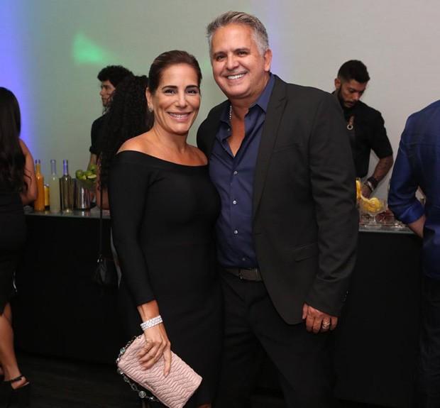 Gloria Pires e Orlando Morais (Foto: Reginaldo Teixeira/ CS Eventos Divulgação)