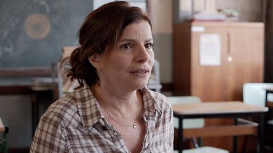 Debora Bloch apresenta personagem de 'Segunda Chamada'; veja bastidor exclusivo