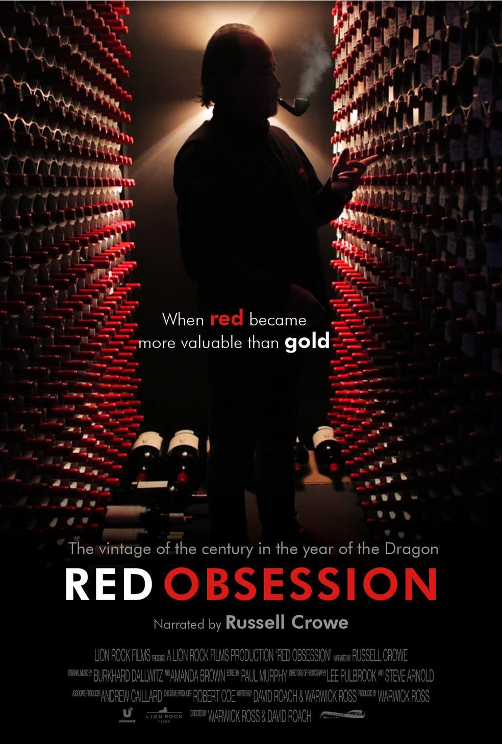 Red Obsession  — Foto: Porto a Porto