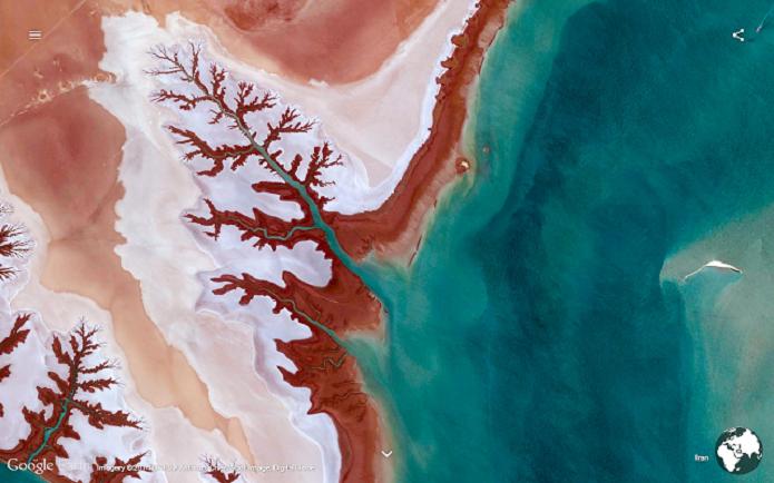 Explore os lugares mais incríveis do mundo com as cinco seções de Voyageur (Foto: Divulgação/Google)