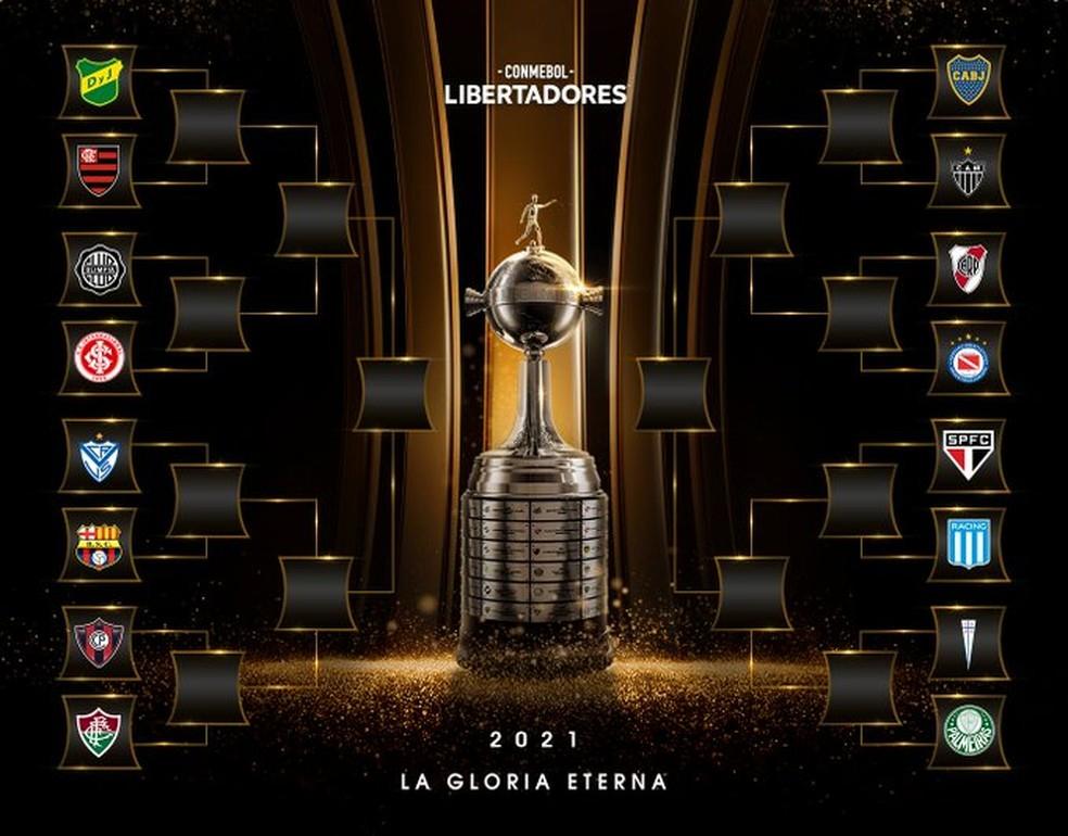 Chaves Libertadores — Foto: Reprodução