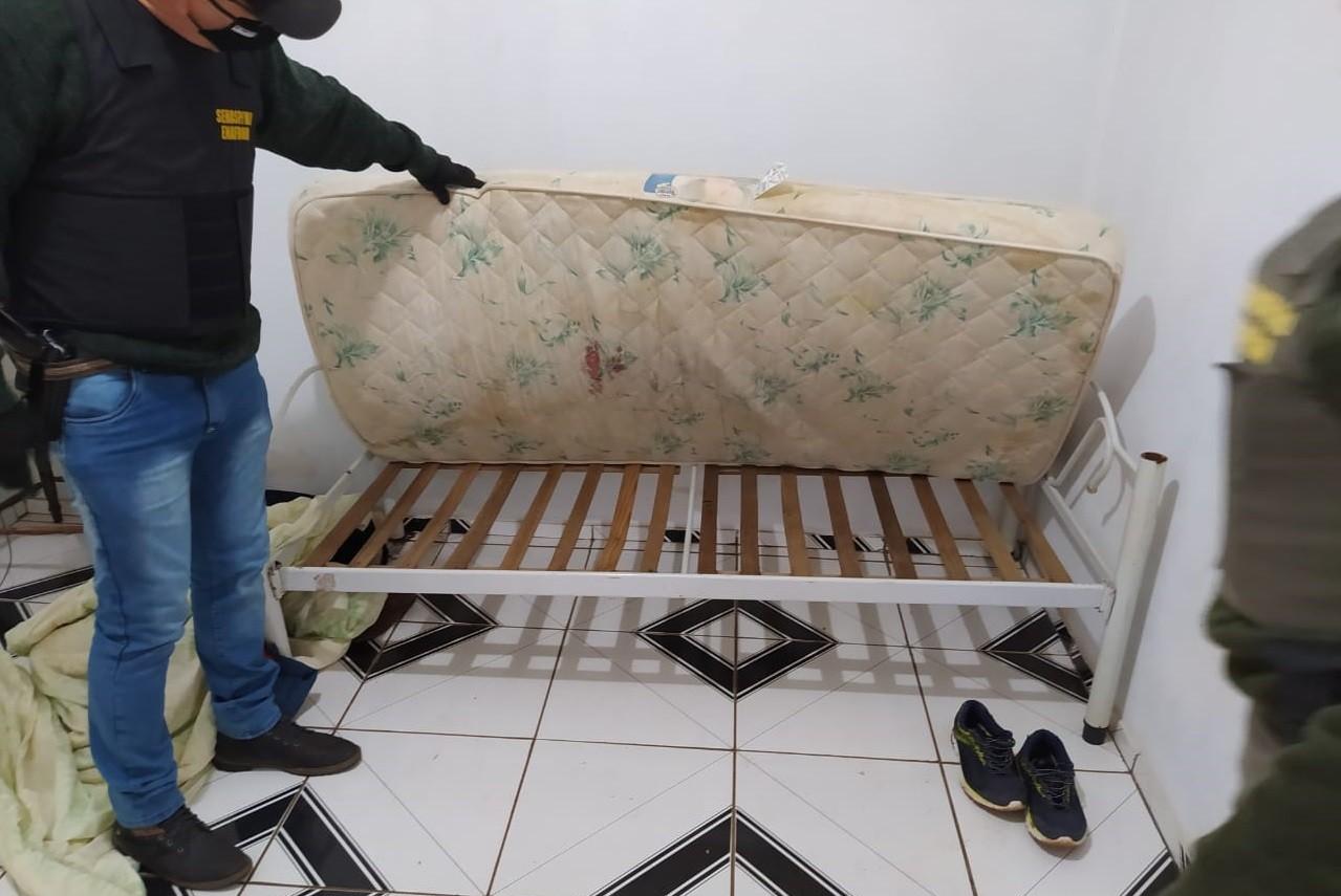 Suspeitos de estupro de adolescente de 14 anos são presos em Porto Xavier