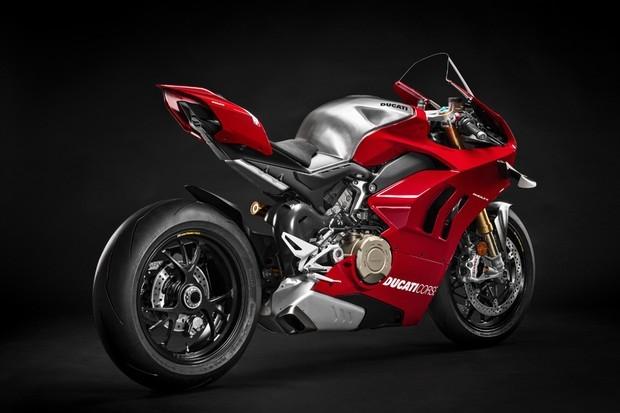 Ducati Panigale V4 R (Foto: Divulgação)