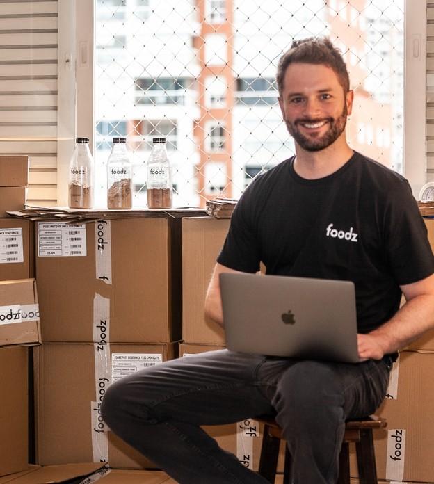 Startup fatura com a venda de refeição saudável em garrafas