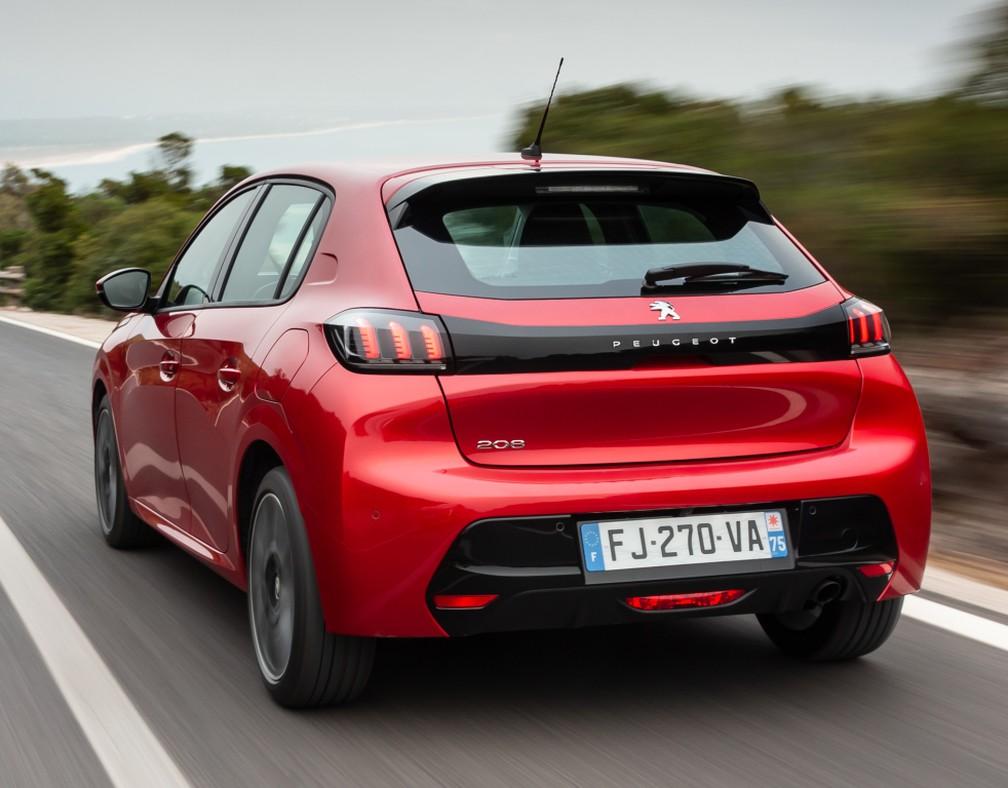 Peugeot 208 - Photo: Press Release / Peugeot