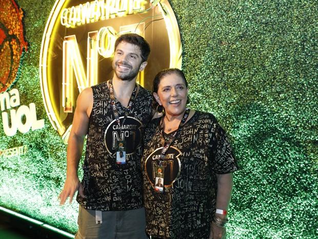 Duda Nagle e Leda Nagle (Foto: Felipe Panfili/Divulgação)