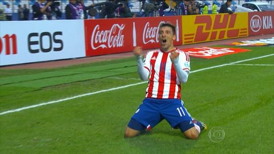 No caminho do Brasil, Paraguai não vence um jogo de Copa América desde 2015