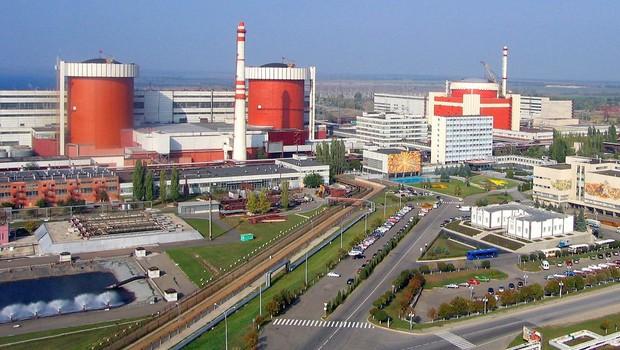 Usina nuclear Ucrânia Sul_divulgação (Foto: SunPP_divulgação)
