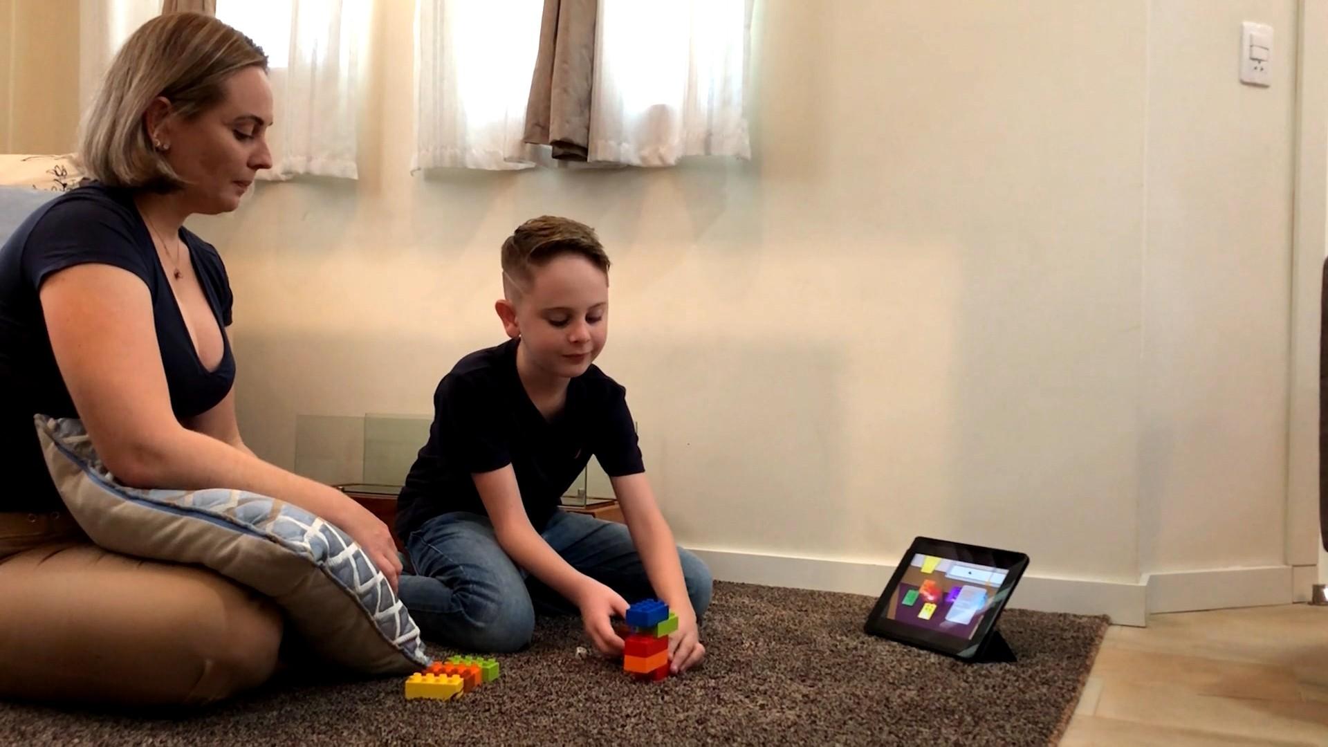 Empresa de tecnologia de SC cria série com atividades que ensinam e divertem crianças durante a quarentena