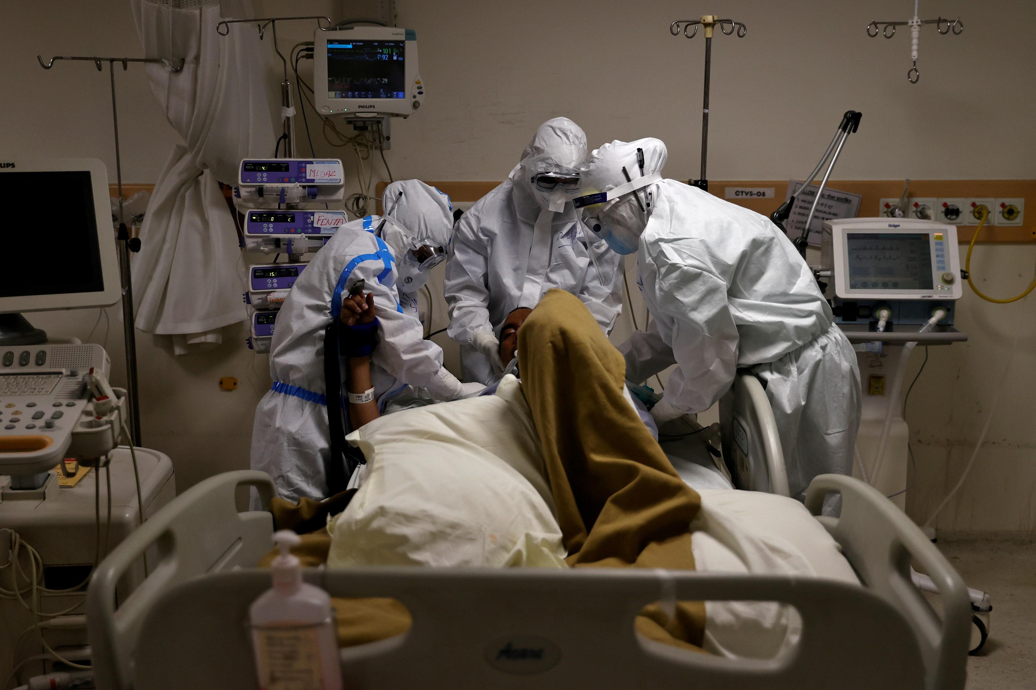 45% dos hospitalizados por Covid-19 precisarão de monitoramento médico após cura, estimam cientistas