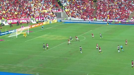 Comentaristas criticam o gramado do Maracanã