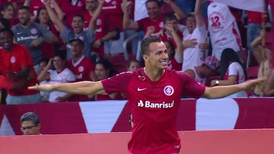 Internacional x América-MG - Campeonato Brasileiro 2018 - globoesporte.com