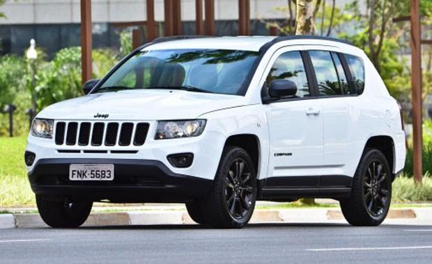 Jeep Compass 2014 Chega Por R 102 100 Auto Esporte