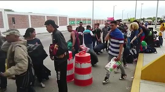 ONU: venezuelanos lideram pedidos de refúgio em 2018