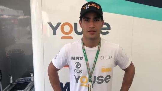 Sérgio Sette Câmara se recupera e termina prova da Fórmula 2 em quinto; Nicholas Latifi vence