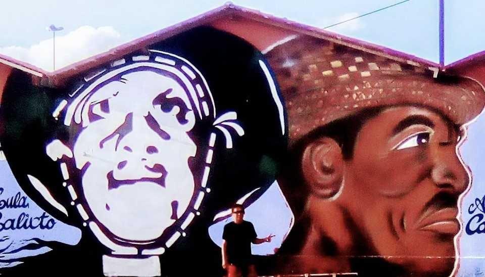 'Encontro de Grafite' é realizado em Arcoverde - Notícias - Plantão Diário