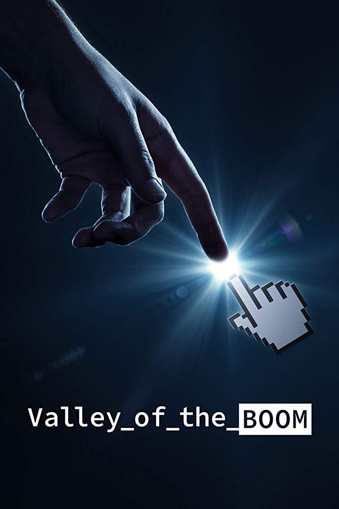 Cartaz de Valley of the Boom, nova série do NatGeo (Foto: Divulgação)