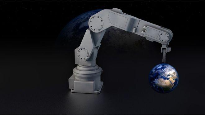 Uso de robôs, inteligência artificial e impressão 3D nas fábricas vem angariando fãs e críticos ao redor do mundo; o que isso representa para o nosso futuro? (Foto: Pixabay)