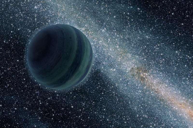 Astrônomos descobrem planetas que vagam pelo espaço (Foto: NASA/JPL-Caltech)