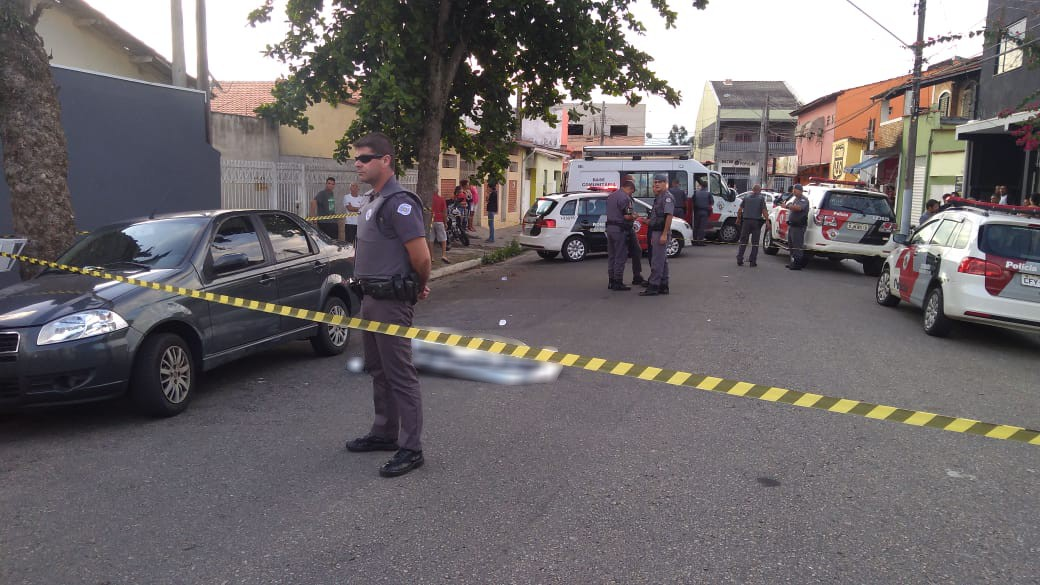 Homem é morto a tiros no Parque São Francisco em Guaratinguetá - Radio Evangelho Gospel