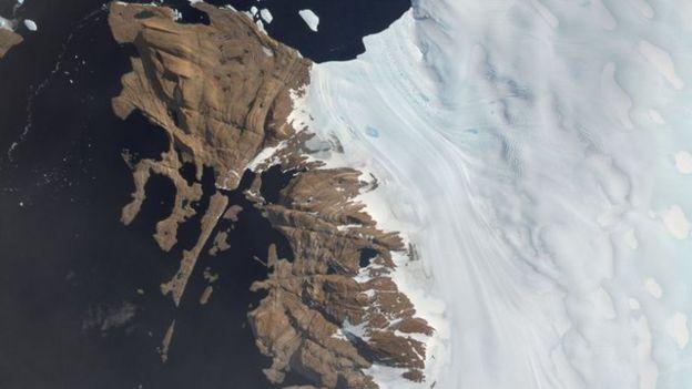 O estudo utilizou novos dados para provar que as temperaturas são ainda mais baixas (Foto: BBC/Getty Images)