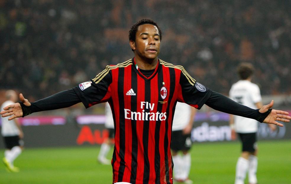 Acusação é de um caso ocorrido numa boate em janeiro de 2013, quando o jogador defendia o Milan (Foto: Reuters)