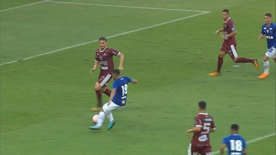 Melhores momentos de Cruzeiro 2 x 0 Patrocinense pelo Campeonato Mineiro