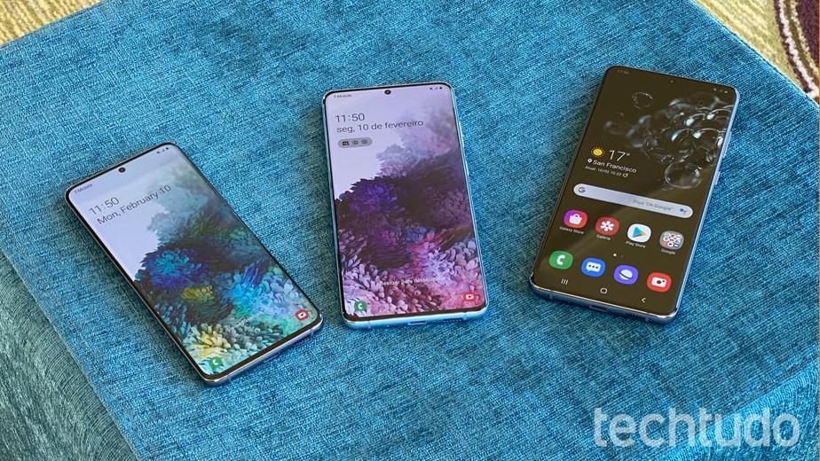 Samsung revela Galaxy S20, S20 Plus e S20 Ultra; saiba a ficha técnica