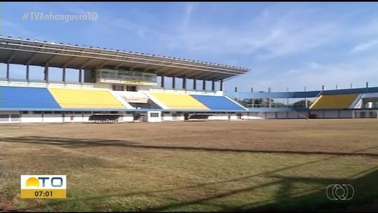 Problemas no estádio Mirandão podem atrapalhar estreia do Sparta no Tocantinense Sub-19