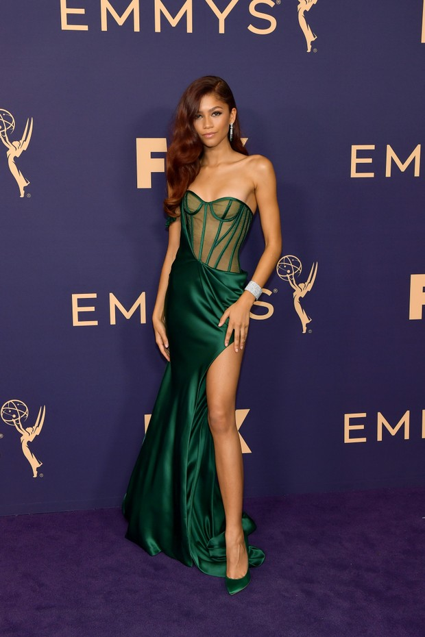 Zendaya usa Vera Wang (Foto: Getty Images)