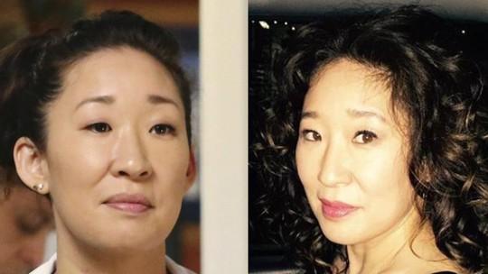 Veja antes e depois do elenco de 'Grey's Anatomy'