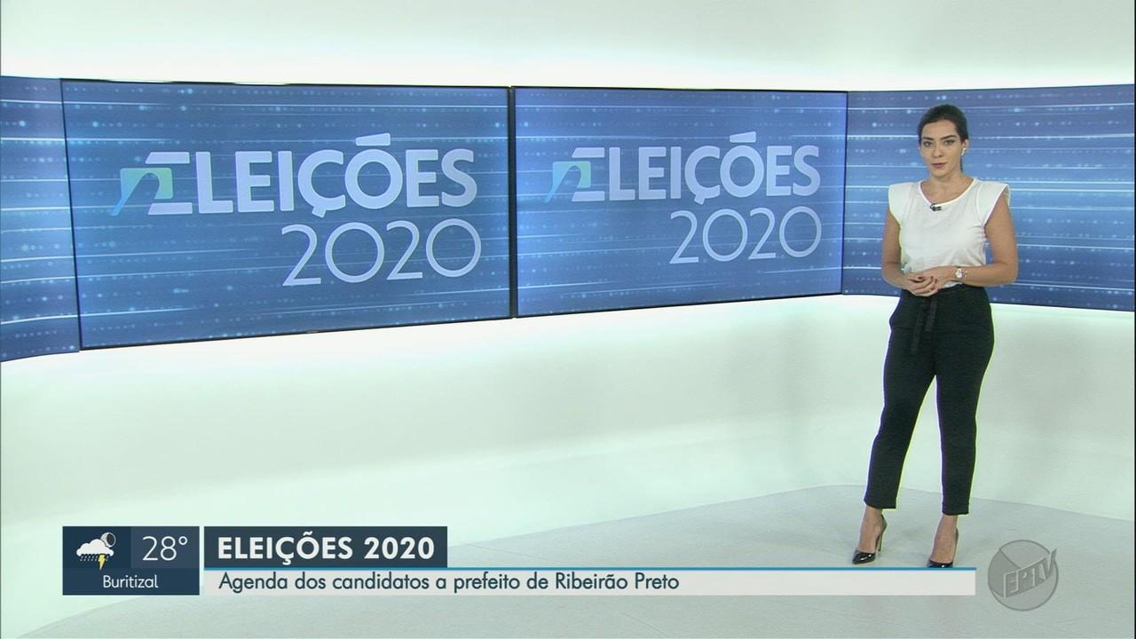 Veja como foi a terça-feira (13) de campanha dos candidatos à Prefeitura de Ribeirão Preto