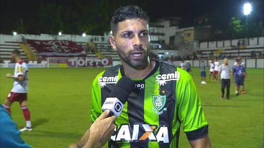 """Magrão lamenta empate, mas valoriza ponto conquistado em Tombos: """"De bom tamanho"""""""