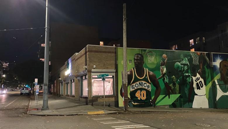 Shawn Kemp, da NBA, abre loja para vender cannabis (Foto: Divulgação)