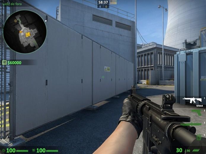 Mira do fer: saiba como configurar a crosshair do jogador no