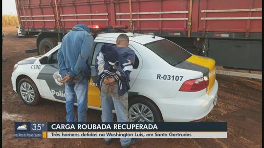 Polícia Rodoviária prende 3 assaltantes e liberta refém em Santa Gertrudes